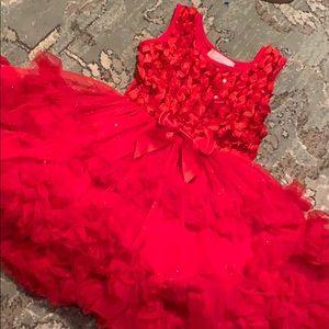 Popatu Red Dress Size Small